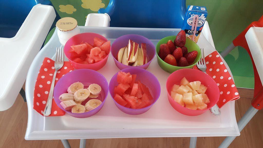 En La Mecedora fomentamos la comida saludable