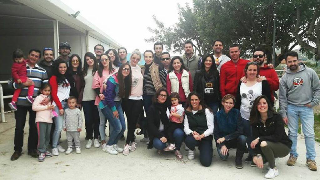 Jornada con padres y madres de La Mecedora