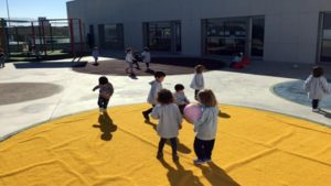 La Mecedora centro infantil: patio