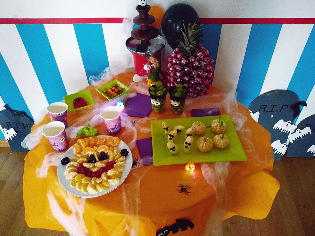 Halloween en guardería La Mecedora