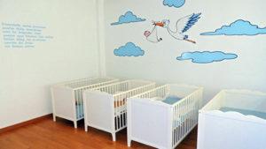 La Mecedora centro infantil: cunas